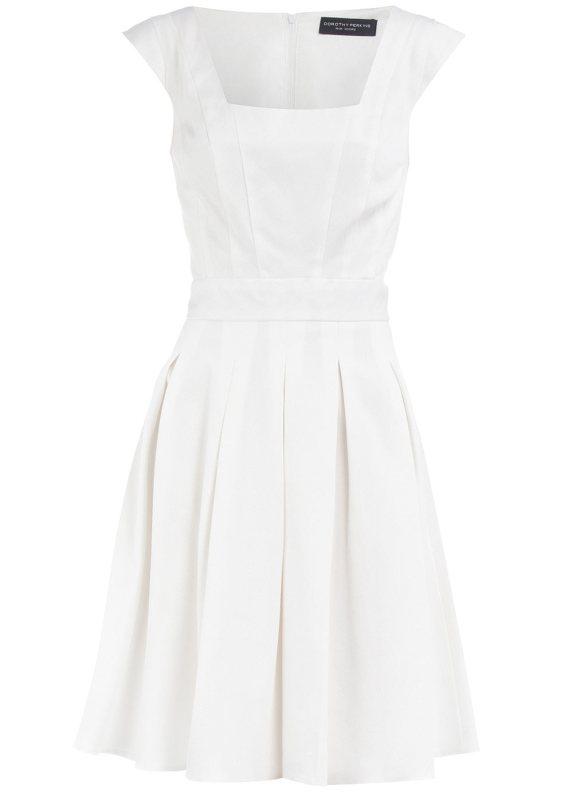 فساتين بيضاء قصيره White 2012